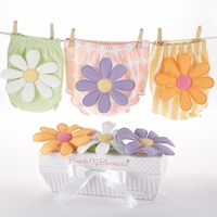 Bunch O�Bloomers� Three Bloomers for Blooming Bums