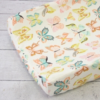 Changing Pad Cover - Buttercup