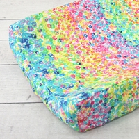 Changing Pad Cover - Daisy Baby