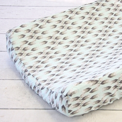 Changing Pad Cover - Graysons Gray