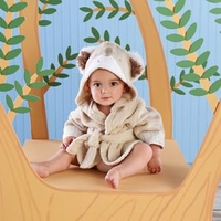 Cuddley Clean Kola Hooded Towel - Unique Baby Gifts