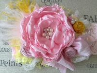 GOLDILICIOUS Spring Delight headband