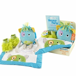 "Monster Party"" Three-piece Gift Set"