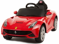 Raster Ferrari F12 12V - Kids Luxury Cars