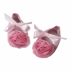 Rosette Baby Shoes