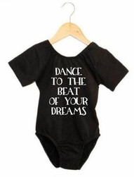 Royal Brat Dance To The Beat Of Your Dreams Leotard