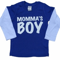 Royal Brat Momma's Boy Tee