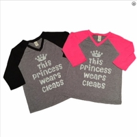 Royal Brat This Princess Wears Cleats Tee