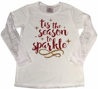 Royal Brat Tis The Season To Sparkle Tee