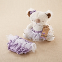 """Tutu Cute Koala"" Plush Plus Bloomer for Baby-Cute Baby Giifts- Newborn Baby Gifts"