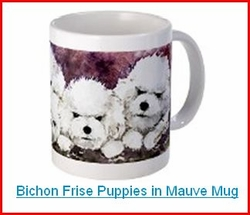 Bichon Gifts with this image