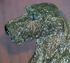 Irish Wolfhound Bronze Sculpture by the late Jan McIntyre (SOLD)
