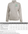 Mom's Fleece Pullover- Customize with Player #