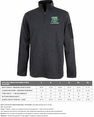 Dad's Fleece Pullover- Customize with Player's #