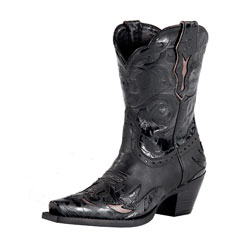 Ariat Ladies Dahlia Pitch Black Ebony Flora 10011914