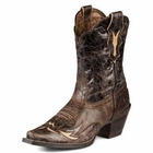 Ariat Ladies Silly Brown Dahlia Boots 10008780