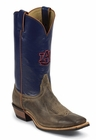 Auburn University Tigers Mens Officially Licensed Boots by Nocona MDAUB21