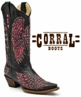 Corral Boots for Ladies