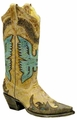 Corral Ladies Wingtip Westerns - 18 Styles