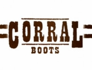 Corral Women's Saddle & Cognac Overlay Boots G1201