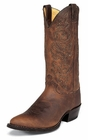 Justin Boots Mens Classic Western Cowboy Bay Apache Boots 2253