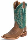 Justin Ladies Bent Rail Series American Burnished Tan Cowgirl Boots BRL317