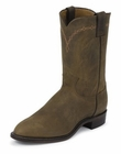 Justin Mens Roper Boots Collection Bay Apache Roper Boots 3508