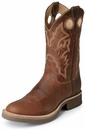 Justin Tekno Crepe Western Boots Collection for Men - 7 Styles