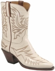 Ladies Lucchese Vintage Classics Parched Wheat Goat Custom Hand-Made Cowgirl Boots L7019