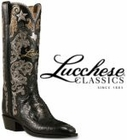 Lucchese Boots & Belts
