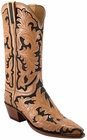 Lucchese Classics Ladies HAND TOOLED LEATHER Cowboy Boots - 17 Styles