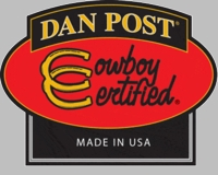 "Men's Dan Post ""Alamosa"" Chocolate Mad Dog Full Quill Ostrich Cowboy Certified Boot DP3875"