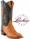 MENS Exotic Horseman Lucchese Boots - 38 Styles