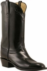 Mens Lucchese Classics Black Calf Custom Hand-Made Cowboy Boots L1653