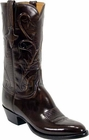 Mens Lucchese Classics Brown Roma Goat Custom Hand-Made Cowboy Boots L1513
