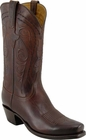 Mens Lucchese Classics Chocolate Mad Dog Goat Custom Hand-Made Cowboy Boots L1601