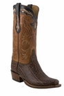 Mens Lucchese Classics Elephant Bark Custom Hand-Made Leather Boots L1427