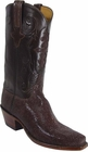 Mens Lucchese Classics Shaved Coffee Stingray Custom Hand-Made Cowboy Boots L1314
