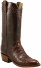 Mens Lucchese Classics Sienna Ultra Crocodile Belly Custom Hand-Made Cowboy Boots L1415