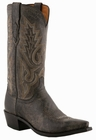 Mens Lucchese Since 1883 Anthracite Madras Goat M1001