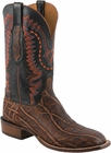 Mens Lucchese Since 1883 Mens Bark Elephant Leather Boots C1406