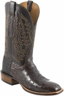 Mens Lucchese Since 1883 Nicotine Full Quill Ostrich C1107