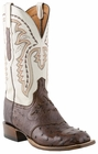 Mens Lucchese Since 1883 Sienna Pin Ostrich C1110
