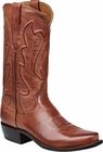 "Mens Lucchese ""Cole"" Tan Ranch Hand Boots M1004"