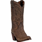 "*NEW* Dan Post Women's ""Melba"" All Leather Bay Apache Fashion Boots DP3516"