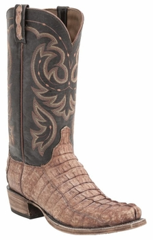 *NEW* Lucchese Men's Heritage Chisolm Boot - Cognac H1009