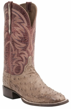 *NEW* Lucchese Men's Heritage Lamar Boot - Tan H2002