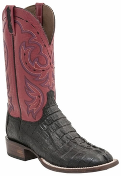 *NEW* Lucchese Men's Heritage McKinney Boot - Black H2003