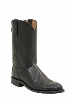 *NEW* Lucchese Men's Heritage Waller Boot - Black H3000