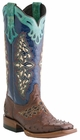 Lucchese Since 1883 Ladies Sienna Sweetwater Horseman Cowgirl Boots M5802